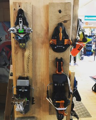 Early snow in some cool places! We have plenty of #touring bindings for the exploratory folk. Choices from @dynafit @markerproducts @salomonfreeski and @armadaskis will get you to nomansland! #backcountry #touring #northeast Come see us!