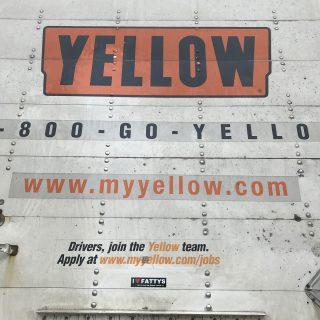 Even the freight trucks love Fattys! #tagged #newgear #ispy #helovesfattys #ilovefattys
